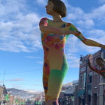 Dance Trail à Park City, janvier 2020