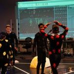 VR_I, 2018, motion capture session at Artanim